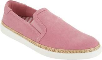 Vionic Canvas Slip-on Shoes - Rae