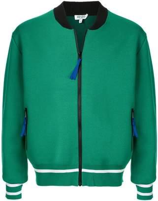 Kenzo grass green jacket