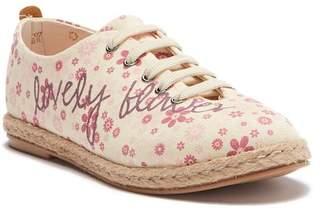 Goby Flower Printed Sneaker