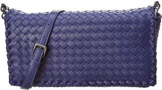 Bottega Veneta Intrecciato Nappa Leather Crossbody