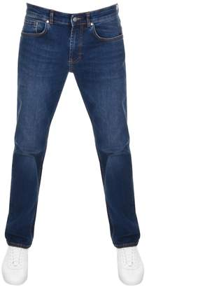 Manston Regular Fit Jeans Blue