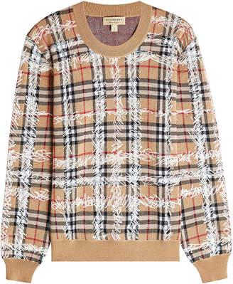 Burberry Merino Wool Pullover