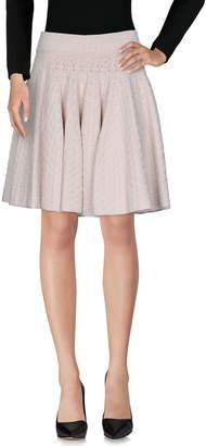 A.L.C. Knee length skirts