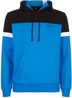 HUGO BOSS Colour-Block Hoodie