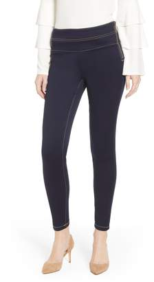 Tinsel Double Stack Side Zip Skinny Jeans