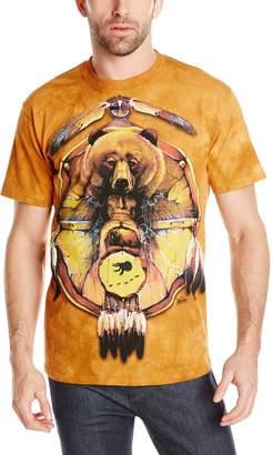 The Mountain Men's Bear Shield T-Shirt