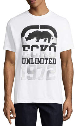 Ecko Unlimited Unltd Short Sleeve Logo Graphic T-Shirt