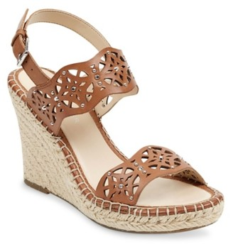 Marc Fisher Kickal Espadrille Wedge Sandal