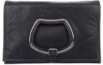Balenciaga Balenciaga Belted Envelope Clutch