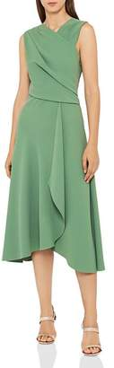 Reiss Marling Wrap-Front Dress