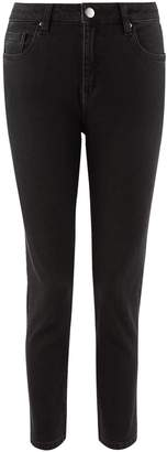 Dorothy Perkins Womens Black 'Taylor' Cigarette Cropped Jeans
