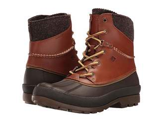 Sperry Cold Bay Boot w/ Vibram Arctic Grip Men's Cold Weather Boots