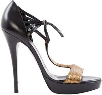 Barbara Bui Leather heels