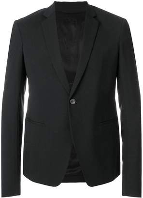 Rick Owens buttoned blazer