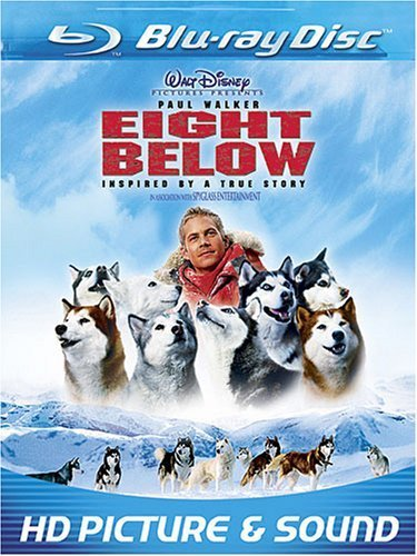Walt Disney Home Entertainment Eight Below