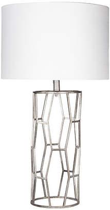 DECOR 140 Decor 140 Cerletti28.5x15x15 Indoor Table Lamp - Silver