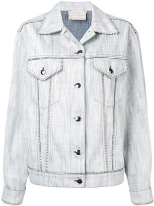 Marco De Vincenzo classic denim jacket