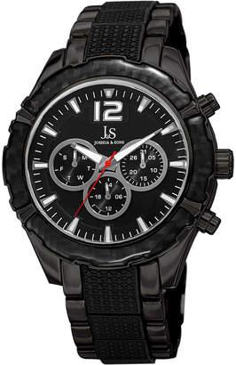 Joshua & Sons Men's Alloy Chronograph Watch, 47mm