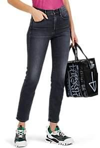 3x1 Women's W3 Stevie Straight Jeans - Blue