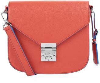 MCM Small Patricia Park Avenue Shoulder Bag
