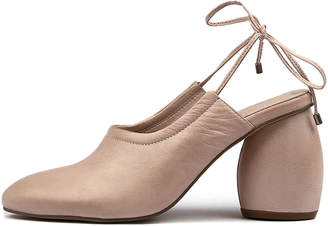 Silent d Deloo Pale pink-pale Sandals Womens Shoes Heeled Sandals