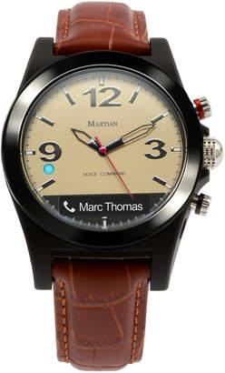 Martian MVR02AVB10 Aviator rmVoice Smartwatch