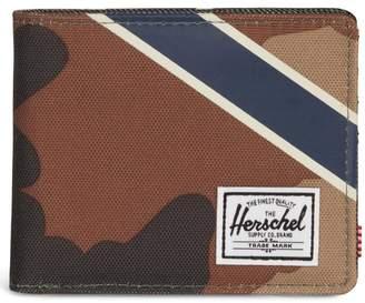 Herschel Roy Offset RFID Wallet