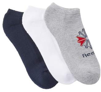 Reebok Classic Low Cut Socks - Pack of 3
