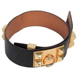 Hermes Leather belt