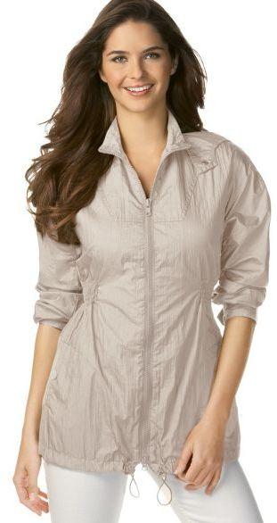 Calvin Klein Jeans Hooded Anorak Jacket