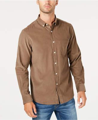Club Room Men's Corduroy Shirt