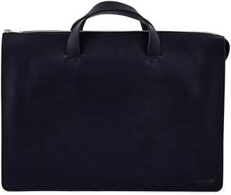 Le Feuillet Leather briefcase