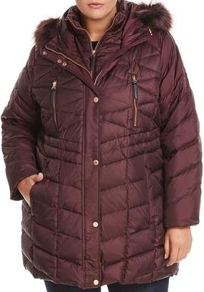 f17b835b786 Andrew Marc Plus Performance Plus Marley Matte Down Puffer Coat