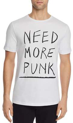 Antony Morato Need More Punk Graphic Tee