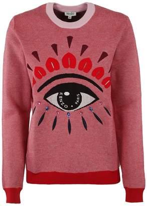 Kenzo Embroidered Eye Sweater