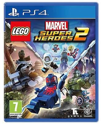 Lego TT Games/WB Games Marvel Super Heroes 2 - PS4