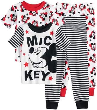 Disney Disney's Mickey Mouse Toddler Boy Tops & Bottoms Pajama Set