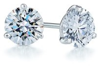Women's Kwiat 0.25Ct Tw Diamond & Platinum Stud Earrings