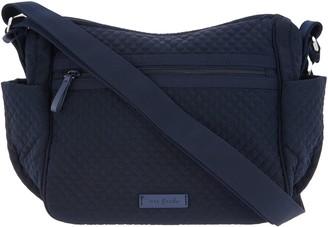 Vera Bradley Iconic Microfiber On the Go Crossbody Bag