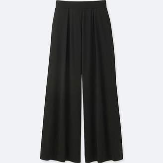 Uniqlo Women's Jersey Flare Pants