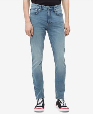 Calvin Klein Jeans Men's Straight-Fit Jeans, Ckj 035