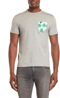 Original Penguin Palms Pocket Tee