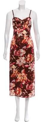 Dolce & Gabbana Silk Slip Dress