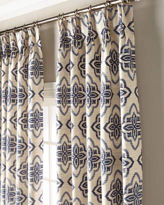 "Thomas Laboratories Misti Modern Luxuries Elaine 108"" Curtain Panel"