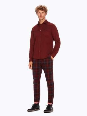 Scotch & Soda Garment Dyed Shirt Regular fit