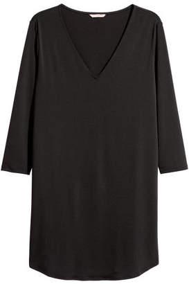 H&M H&M+ Tunic - Black
