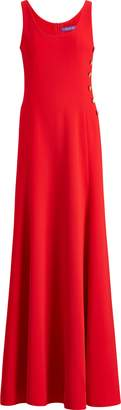 Ralph Lauren Marielle Crepe Dress