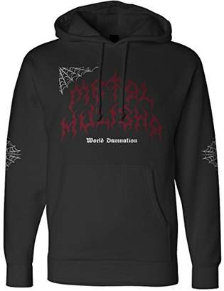 Metal Mulisha Men's Pullover Fleece Hooded Sweatshirt