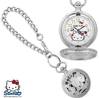 SANRIO (サンリオ) - SANRIO サンリオ KITTY キティ 透かし懐中ウォッチ 人気キャラクターの可愛い時計 キティ SR-F05-KT