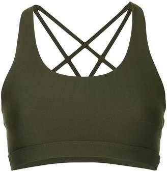 Nimble Activewear Criss Cross sports bra
